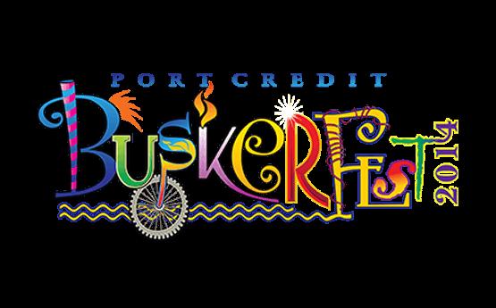 Port Credit Buskerfest Logo
