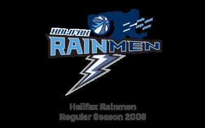 Halifax Rainmen Logo
