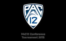 PAC12 Tournament Logo
