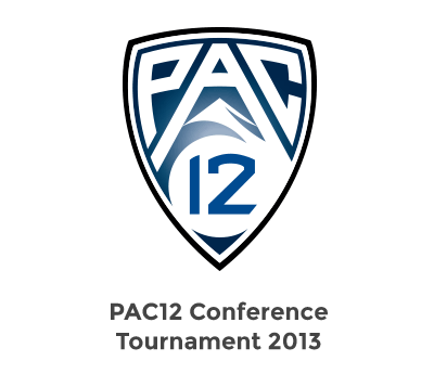 PAC12 Tournament Logo